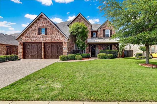 1531 Meadow Run Drive, Prosper, TX 75078 (MLS #14098214) :: RE/MAX Town & Country