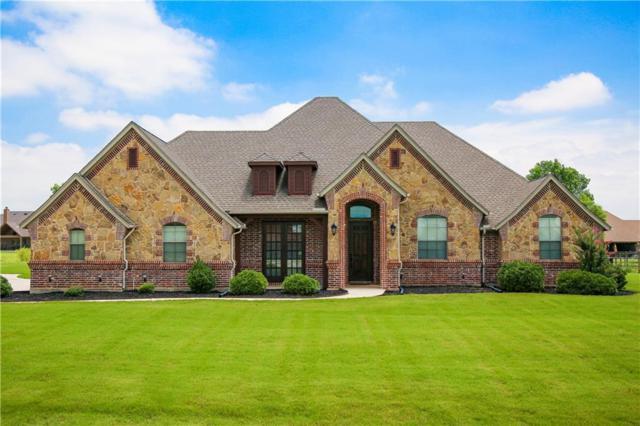 12941 Helen Road, Justin, TX 76247 (MLS #14100063) :: The Heyl Group at Keller Williams
