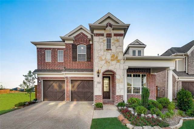 1313 Mary Horn Drive, Savannah, TX 76227 (MLS #14101327) :: The Real Estate Station