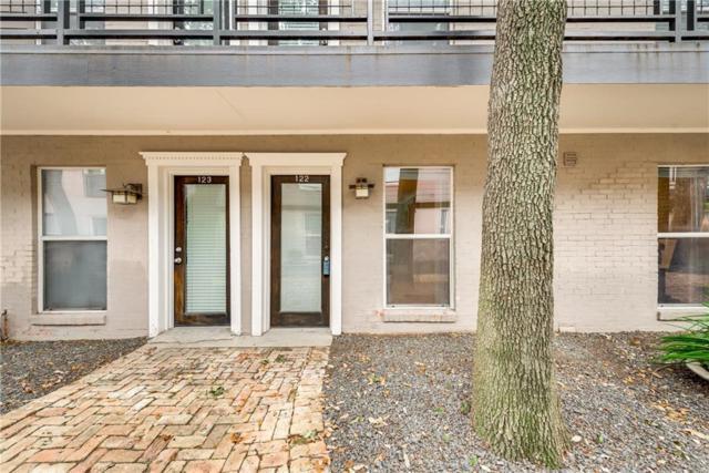 7734 Meadow Road #122, Dallas, TX 75230 (MLS #14105408) :: Van Poole Properties Group