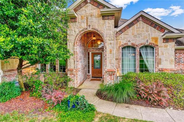 420 Valley View Court, Aledo, TX 76008 (MLS #14108574) :: The Heyl Group at Keller Williams