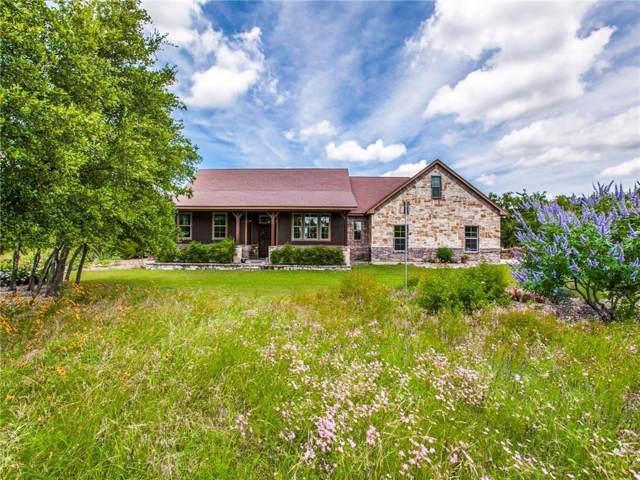 215 Sandstone Way, Gordon, TX 76453 (MLS #14111864) :: Real Estate By Design