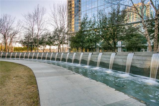 2323 N Houston Street #407, Dallas, TX 75219 (MLS #14114059) :: Team Hodnett