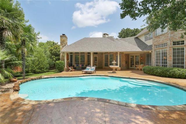218 Timber Lake Drive, Southlake, TX 76092 (MLS #14119693) :: Lynn Wilson with Keller Williams DFW/Southlake