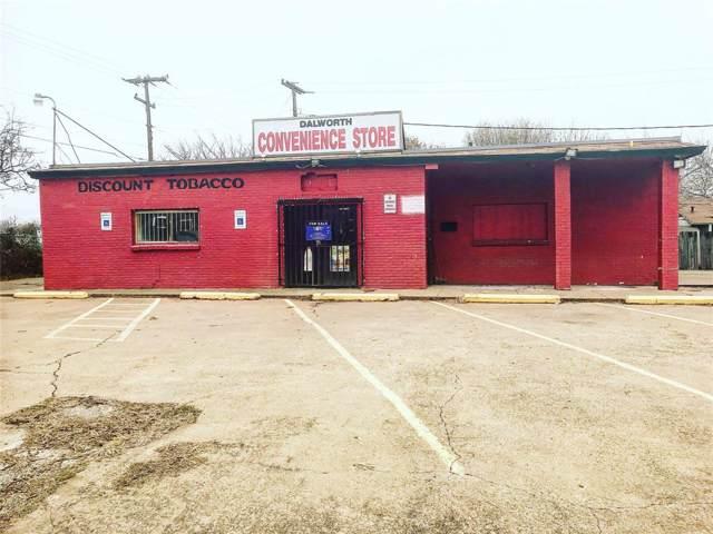 2418 W E Roberts Drive #1, Grand Prairie, TX 75051 (MLS #14123153) :: The Tierny Jordan Network