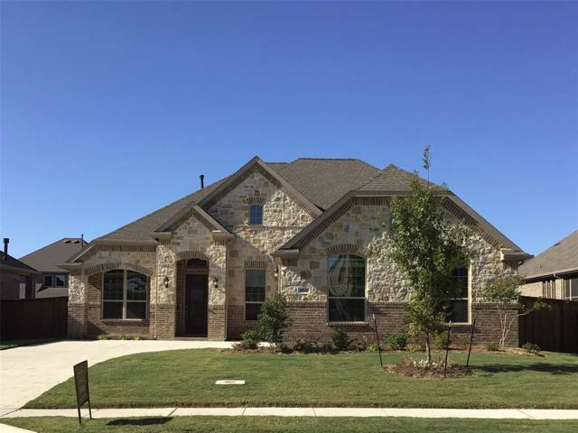 6512 Elderberry Way, Flower Mound, TX 76226 (MLS #14123273) :: The Real Estate Station