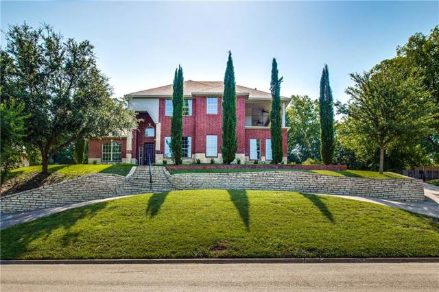 17 Mont Del Drive, Benbrook, TX 76132 (MLS #14125535) :: Potts Realty Group