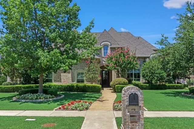 9 Waters Edge Court, Heath, TX 75032 (MLS #14129219) :: RE/MAX Landmark