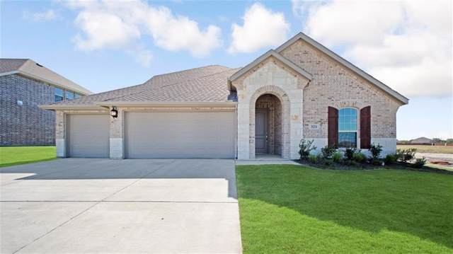 321 Bitterroot Court, Forney, TX 75126 (MLS #14129575) :: RE/MAX Landmark