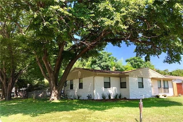 1321 Ronne Drive, Irving, TX 75060 (MLS #14136822) :: Lynn Wilson with Keller Williams DFW/Southlake