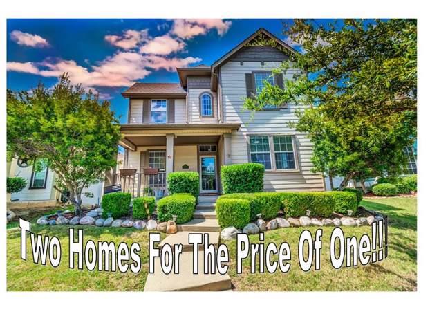 1905 Brown Thrasher Boulevard, Savannah, TX 76227 (MLS #14137478) :: Real Estate By Design