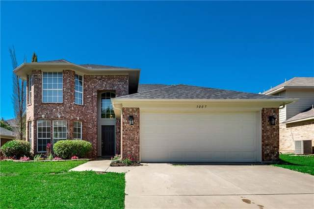 3005 Stonewall Lane, Fort Worth, TX 76123 (MLS #14138396) :: The Tierny Jordan Network