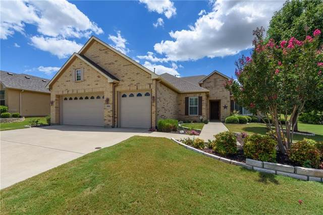 8800 Maryland Court, Denton, TX 76207 (MLS #14139704) :: Performance Team
