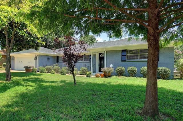 3608 Spring Grove Drive, Bedford, TX 76021 (MLS #14141255) :: Team Hodnett