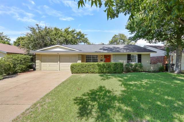 4808 Bonnell Avenue, Fort Worth, TX 76107 (MLS #14142175) :: The Mitchell Group