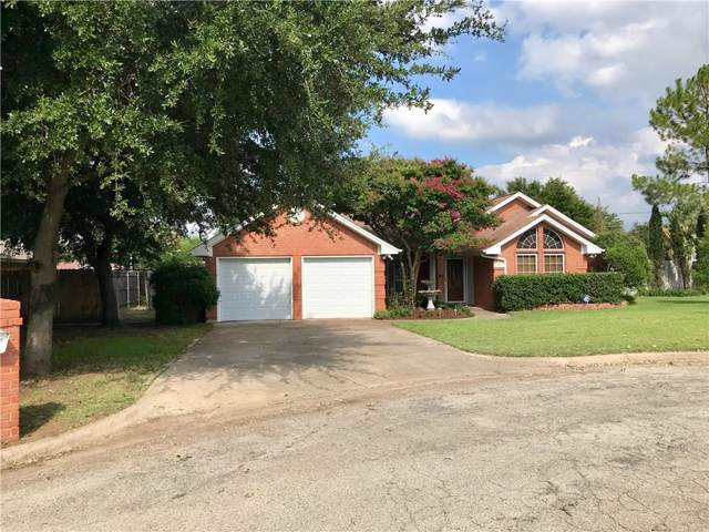 104 Strickland Drive, Crowley, TX 76036 (MLS #14144660) :: Lynn Wilson with Keller Williams DFW/Southlake