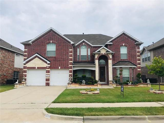 2724 Potter Court, Grand Prairie, TX 75052 (MLS #14150810) :: The Tierny Jordan Network