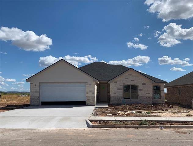237 Carriage Hills Parkway, Abilene, TX 79602 (MLS #14152982) :: Ann Carr Real Estate