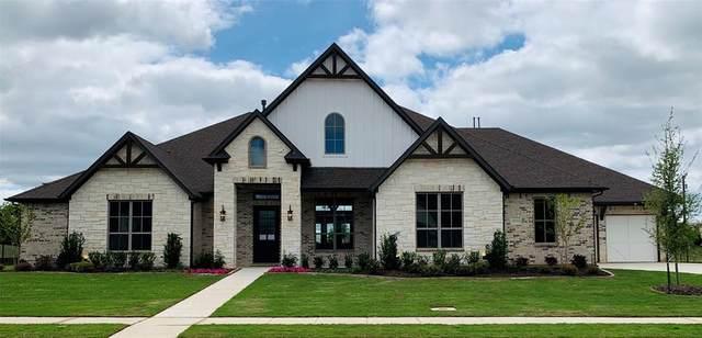 4713 Amble Way, Flower Mound, TX 75028 (MLS #14153073) :: Real Estate By Design
