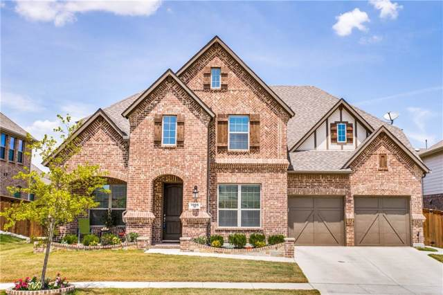 3005 Carrington Drive, Mansfield, TX 76063 (MLS #14154958) :: The Tierny Jordan Network