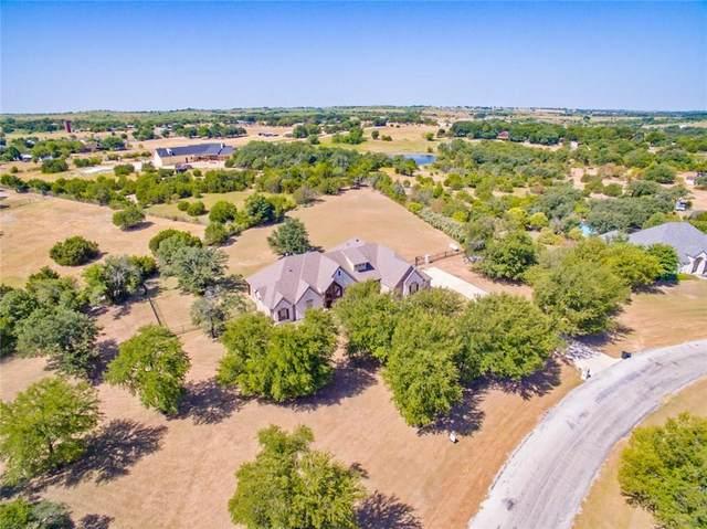 207 Rim Rock Lane, Aledo, TX 76008 (MLS #14160429) :: Potts Realty Group