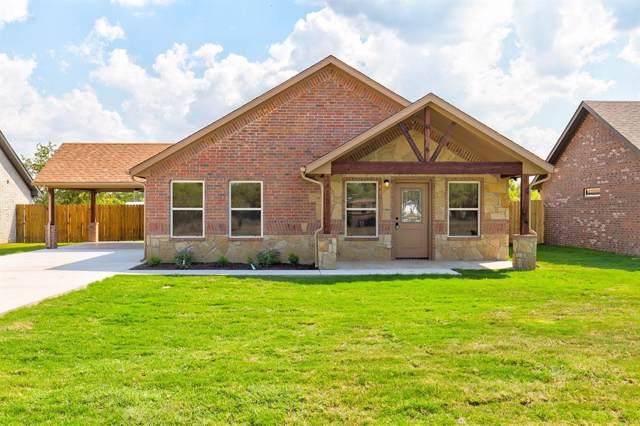 2413 Creek Drive, Granbury, TX 76048 (MLS #14160754) :: Potts Realty Group