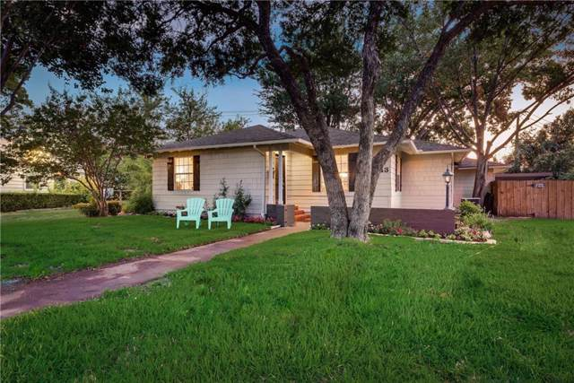 8543 Glencrest Lane, Dallas, TX 75209 (MLS #14165081) :: The Tierny Jordan Network