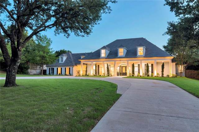 807 Pearl Drive, Southlake, TX 76092 (MLS #14171673) :: RE/MAX Town & Country
