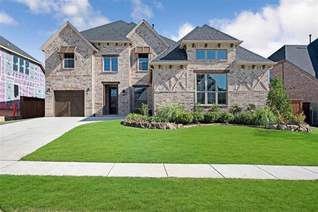 2810 Maverick Way, Celina, TX 75009 (MLS #14174944) :: The Real Estate Station
