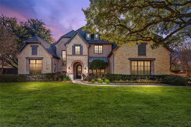 6034 Boca Raton Drive, Dallas, TX 75230 (MLS #14176692) :: Ann Carr Real Estate