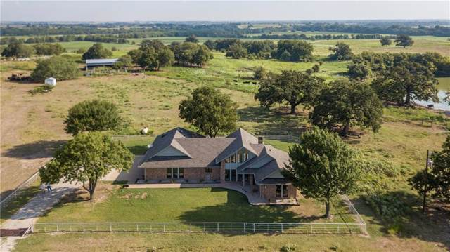 10860 Fm 2930, Blooming Grove, TX 76626 (MLS #14179369) :: RE/MAX Town & Country
