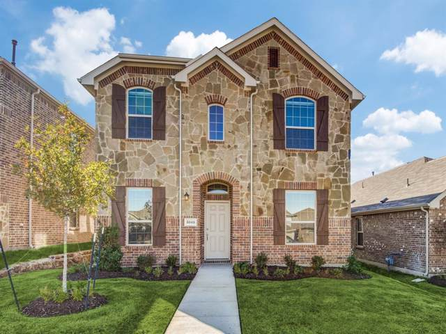5849 Wake Robin Drive, Fort Worth, TX 76123 (MLS #14181490) :: RE/MAX Town & Country