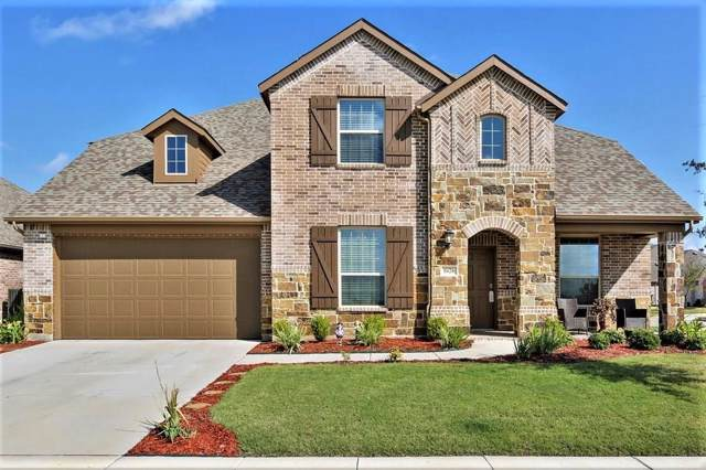 1628 Village Creek Drive, Forney, TX 75126 (MLS #14182141) :: RE/MAX Town & Country