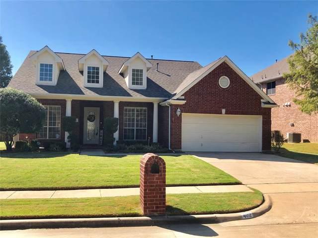 402 Stoneleigh Circle, Lake Dallas, TX 75065 (MLS #14203363) :: SubZero Realty