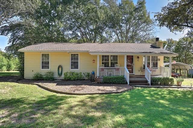 76 Hickory Drive, Pottsboro, TX 75076 (MLS #14206245) :: The Kimberly Davis Group