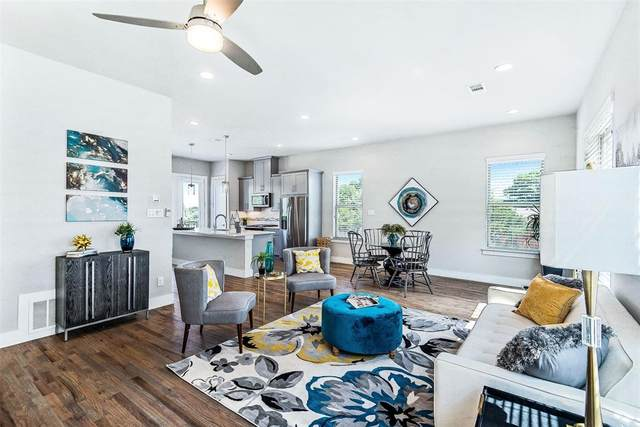 704 N Plano Road, Richardson, TX 75081 (MLS #14210285) :: Frankie Arthur Real Estate