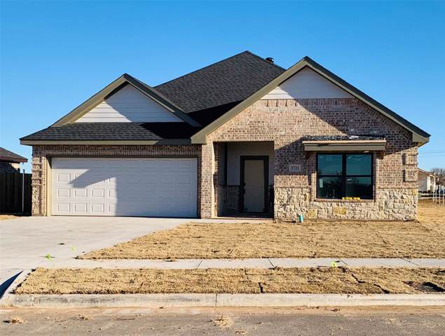 3721 Seymour Court, Abilene, TX 79606 (MLS #14218635) :: Potts Realty Group