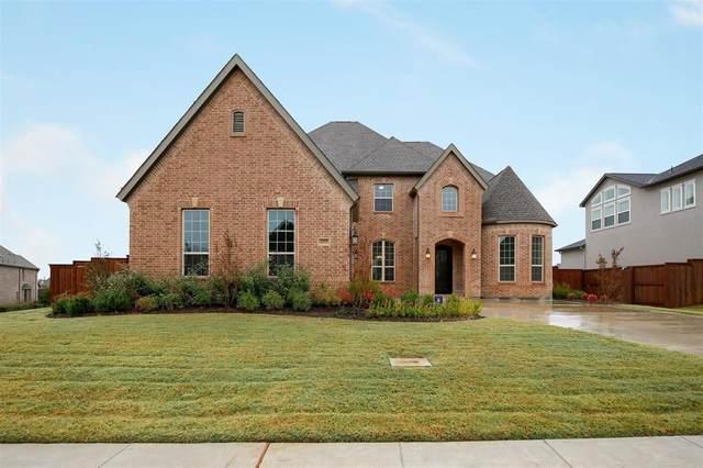 10901 Falling Leaf Trail, Flower Mound, TX 76226 (MLS #14218925) :: Real Estate By Design
