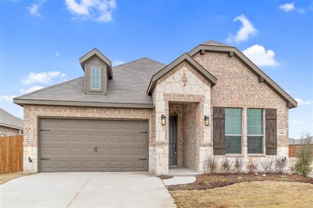 236 Old Wichita Trail, Saginaw, TX 76131 (MLS #14222281) :: The Real Estate Station