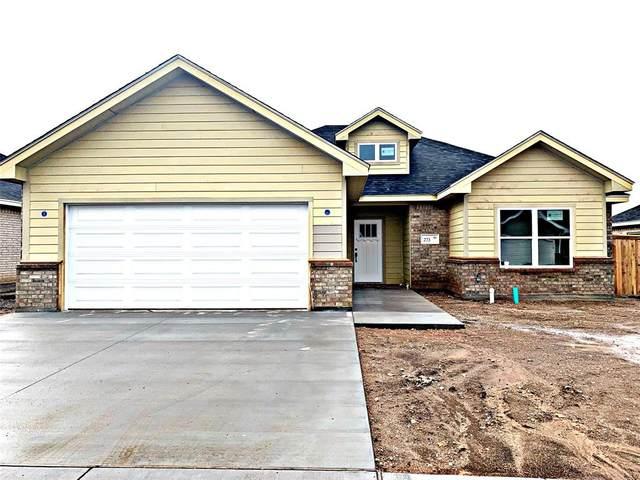 273 Sweet Pea Path, Abilene, TX 79602 (MLS #14227848) :: Ann Carr Real Estate