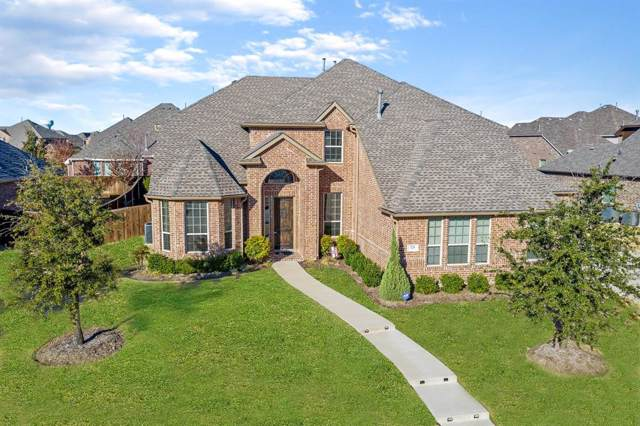 529 Leeward Drive, Murphy, TX 75094 (MLS #14228591) :: RE/MAX Town & Country