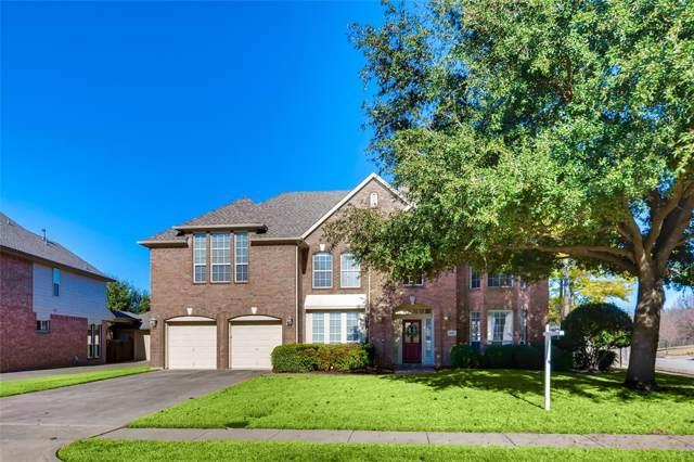 3568 Twelve Oaks Lane, Grapevine, TX 76051 (MLS #14236023) :: All Cities Realty