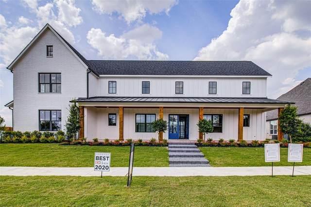 4420 S Liberty Drive, Prosper, TX 75078 (MLS #14238341) :: The Kimberly Davis Group