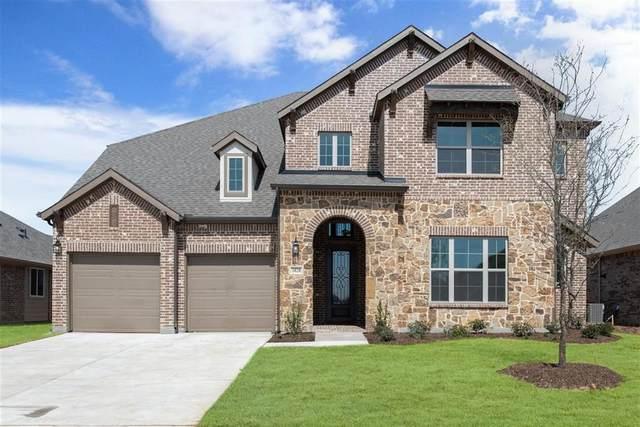 3020 Clearwater Drive, Prosper, TX 75078 (MLS #14243570) :: The Kimberly Davis Group