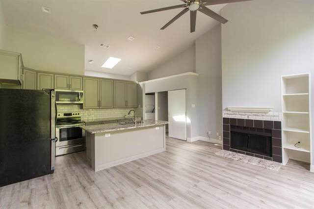 7660 Skillman Street #402, Dallas, TX 75231 (MLS #14250379) :: RE/MAX Pinnacle Group REALTORS