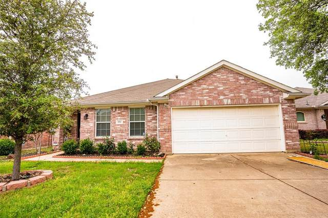 3521 Lake Hill Lane, Fort Worth, TX 76053 (MLS #14251409) :: Team Tiller