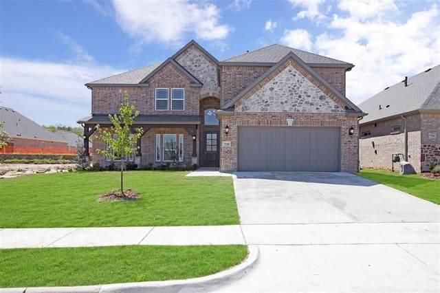 7708 Echo Hill Lane, Denton, TX 76208 (MLS #14254530) :: Real Estate By Design