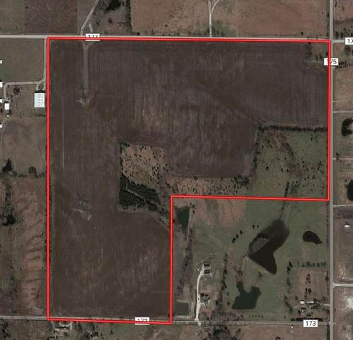 121ac County Road 175, Celina, TX 75009 (MLS #14255084) :: The Kimberly Davis Group