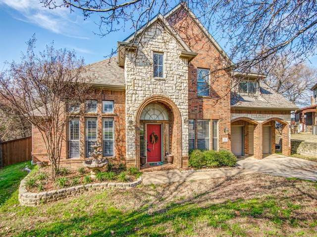 142 Whitney Drive, Hickory Creek, TX 75065 (MLS #14256264) :: The Good Home Team