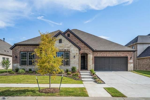1212 11th Street, Argyle, TX 76226 (MLS #14260589) :: Frankie Arthur Real Estate